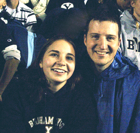 October 2005 BYU vs. CSU (BYU won!)