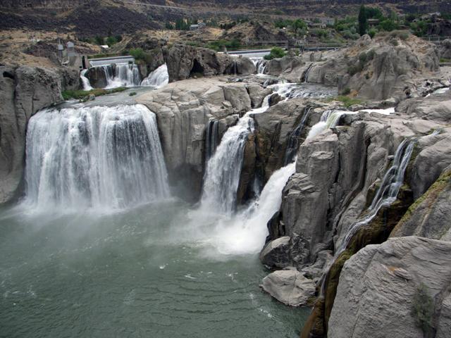 Shosone Falls July 2007